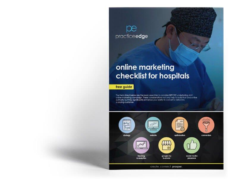 Online Marketing for Hospitals