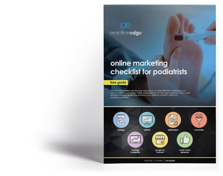Online Marketing for Podiatrists