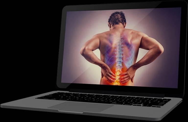 custom websites for chiropractors