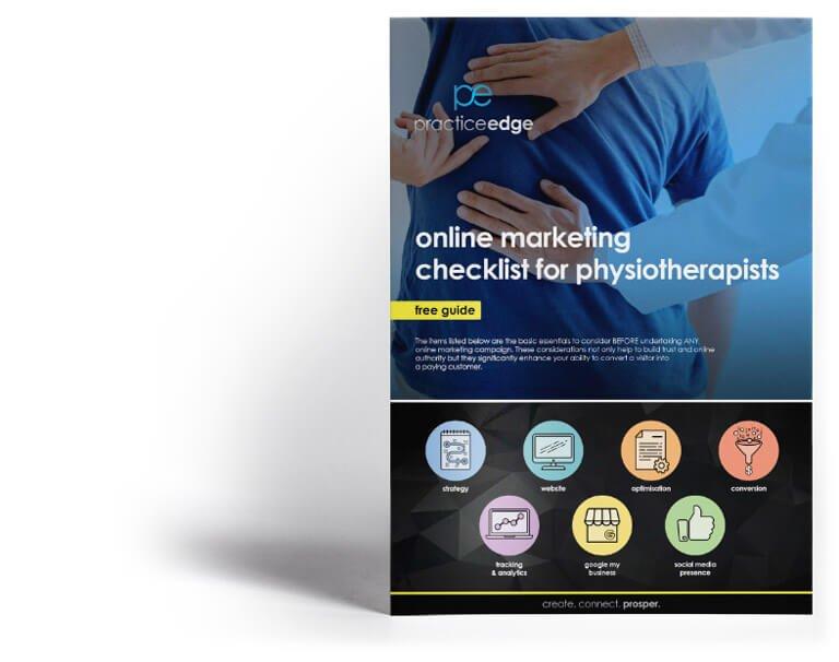 custom websites for physios