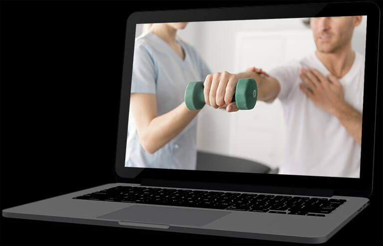 physiotherapy clinic website design